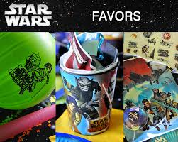 wars party favors wars party ideas birthday in a box