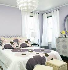 Small Chandeliers For Bedrooms by Black And White Floral Bedding Set And Grey Wall Color With Chic