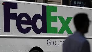 fedex and ups drowning in record shipping volumes