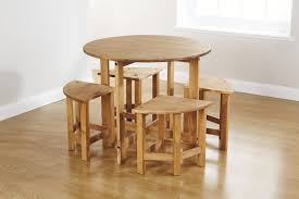 Space Saver Dining Room Table Space Saver Dining Set To Create Accessible Dining Space Homesfeed