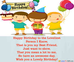 happy birthday wishes for best friend quotes with messages