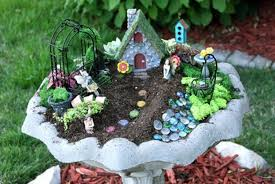Diy Craft Projects For The Yard And Garden - 12 diy fairy garden ideas and kits diy u0026 crafts ideas magazine