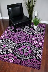 Purple Area Rugs Pink And Purple Area Rug Stephanegalland