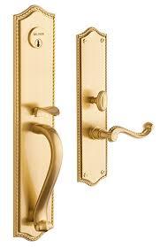 Baldwin Exterior Door Hardware Baldwin Hardware 6963 112 Rent Bristol Set Trim Front Door Handle