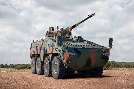 paramount marauder eurosatory paramount unveils new 8x8 icv lwi land warfare