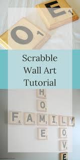 best 20 scrabble wall art ideas on pinterest scrabble wall