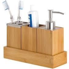 bathroom wooden bathroom accessories beautiful bamboo bathroom