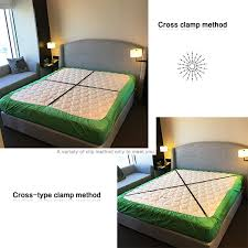 Bed Frame Clamp Aliexpress Com Buy Greenwell Designs High Quality Bed Sheet