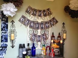 Jack Daniels Home Decor Paperturtle Surprise Party For My Brother Jack Daniels Style