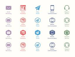 Telephone Icon For Business Card 90 Free High Quality Vector Web Icon Sets
