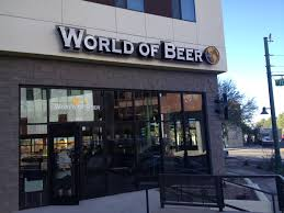 world of beer tucson to celebrate grand opening with halloween