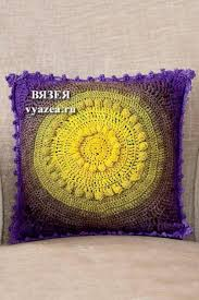 Knitted Cushion Cover Patterns 251 Best Coixins Images On Pinterest Cushions Crochet Cushions
