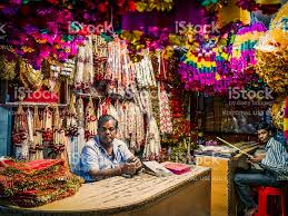 home decoration market shop in jaipur india stock photo 493079990