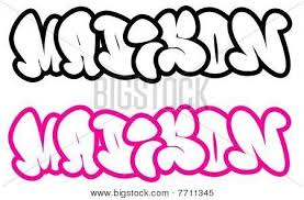 madison in graffiti letters the name madison in graffiti style