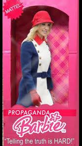 Barbie Meme - propaganda barbie is it funny or offensive
