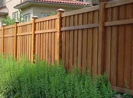 Backyard Fence Types Of Fences For Backyard Thesouvlakihouse Com