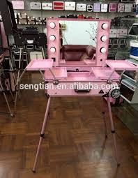 makeup artist station makeup artist station with lights f9612p