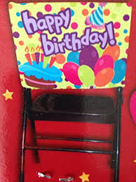 birthday chair cover geddes happy birthday chair cover s desk by greenbrier