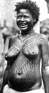 the forgotten code tribal tattoos of papua new guinea