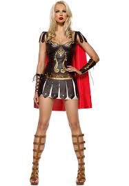 warrior princess costume leg avenue escapade uk
