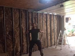 Soundproof Basement - soundproofing my workshop