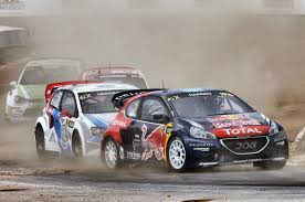 peugeot world peugeot backs all electric rallycross series autocar