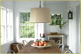 Pottery Barn Chandelier Shades Oval Drum Shade Chandeliers Home Design Ideas