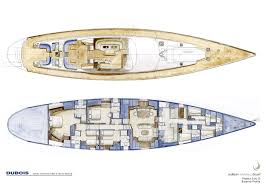 Titanic Floor Plan by Luxury Yacht Charter Ganesha Layout Plans Fitzroy Dubois