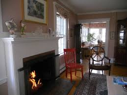 Chanticleer Inn Bed And Breakfast Contact Us Red Chair Travels