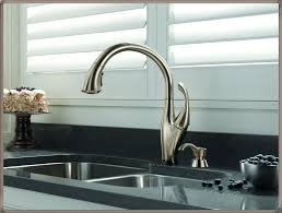 delta pull down kitchen faucet pull down kitchen faucet
