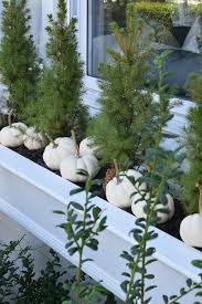 Fall Decorated Porches - eclectic fall home tour nesting with grace