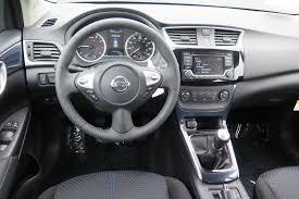 nissan sentra midnight edition new 2017 nissan sentra sr turbo 4dr car in folsom f11084 future