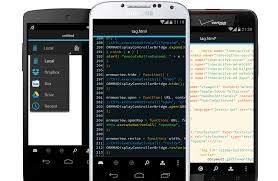 android text editor droidedit android code and text editor