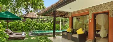 you can have it all at these bali resorts with private villas