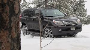 lexus guagua 2013 lexus gx 460 snowy colorado off road 4wd tech demo review