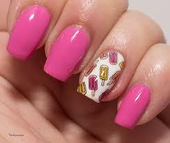 nail art sunday nail challenge collaborative stamping überchic
