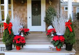 Giant Outdoor Christmas Decorations Uk by Pretentious Outdoor Decoration Ideas Martha Stewart Looking