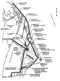 Port Canaveral Map Map