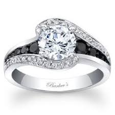 white and black diamond engagement rings express your individuality with an engagement ring you won t find