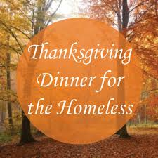 thanksgiving dinner for the homeless give a care indy