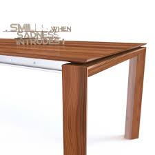 Omnia Furniture Quality 3d Model Table Omnia Calligaris Cgtrader