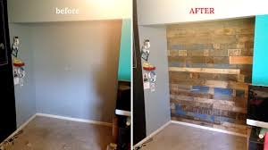 working with reclaimed pallet wood taught me the power of completion
