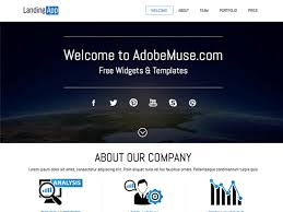 free muse template 25 free muse templates u2013 creative website themes and templates