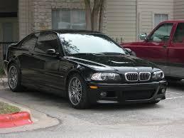 Bmw M3 All Black - 2004 bmw m3 e46 smg low miles black leather carbon black metallic