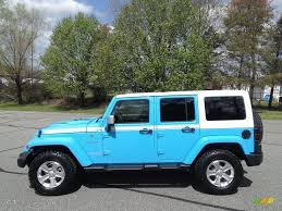 chief jeep 2017 chief blue jeep wrangler unlimited chief edition 4x4