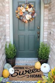 porch ideas simple fall decorating ideas for your front porch u2014 boxwood avenue