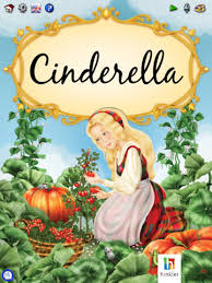 cinderella magic fairy tale story book kids ipad