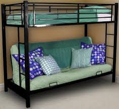 Black Futon Bunk Bed Image Of Futon Bunk Bed Furniture Beds Twin Over Double