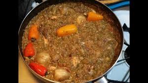 cuisine malienne mafé sauce gombo i soupou kandja i mafé takkou