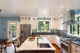 stationary kitchen islands with seating eat in kitchen with island and sink with regard to kitchen island